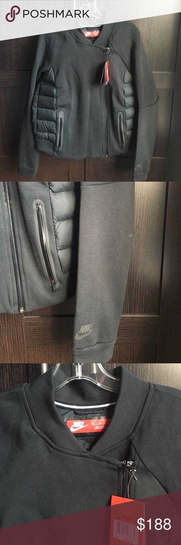 Nike Jacket Womens Nike jacket style N 683938. Light weight. Black. Modern design. Highly Breathable. Warmth. Nike Jackets & Coats Utility Jackets