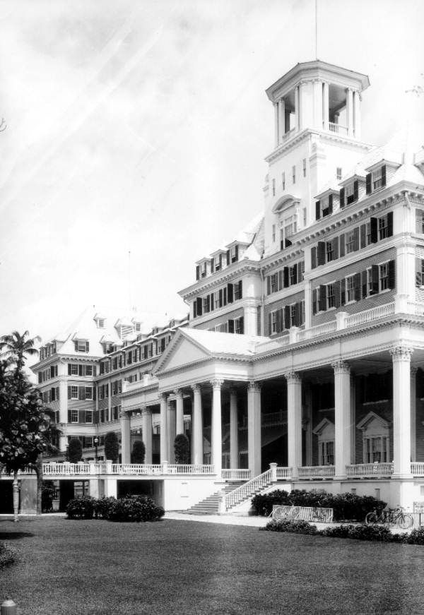 The Royal Poinciana Hotel Palm Beach Florida 1930