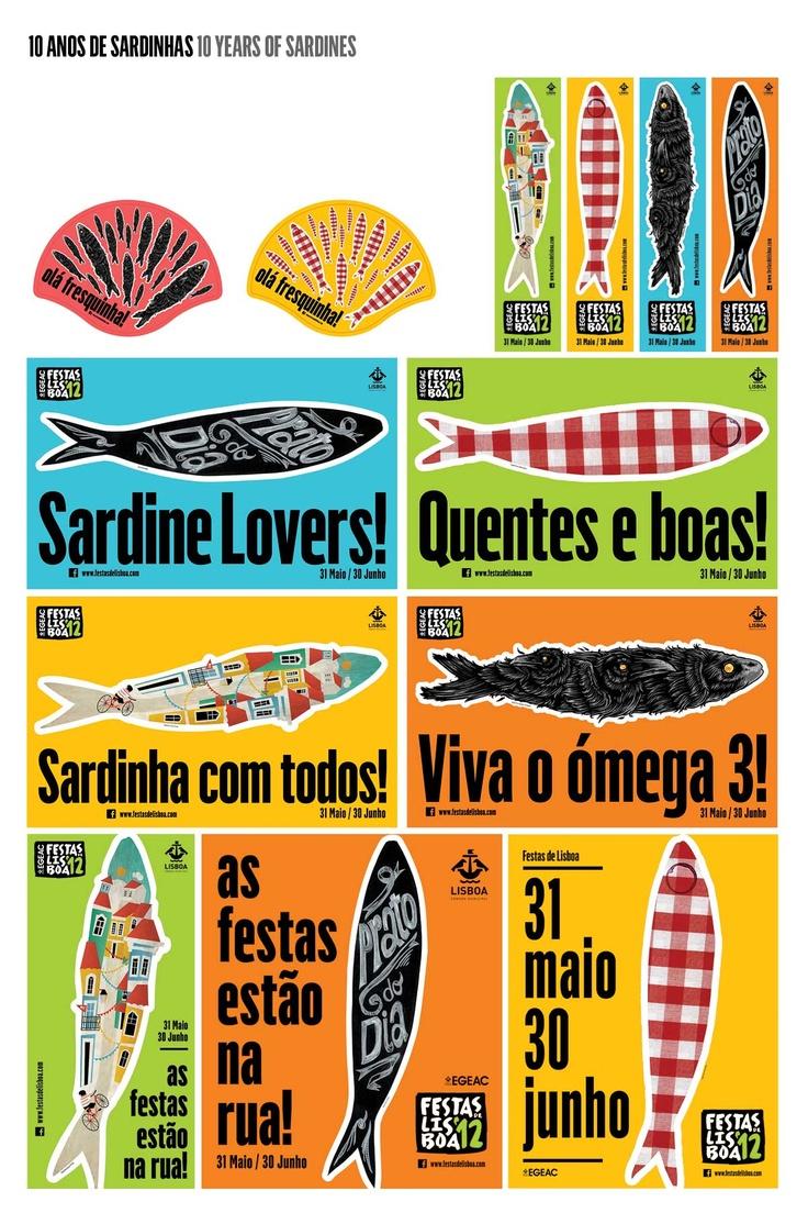 2012 | Concurso Sardinhas Festas de Lisboa 2013