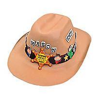 Cowboy Hat Craft Kit - 48/6553