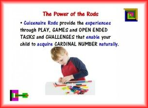 Why Cuisenaire Rods are the best math tool available for children.