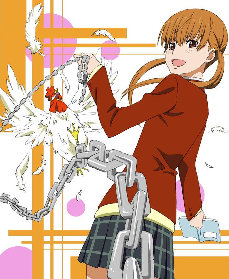Shizuku tonari no kaibutsukun My little monster