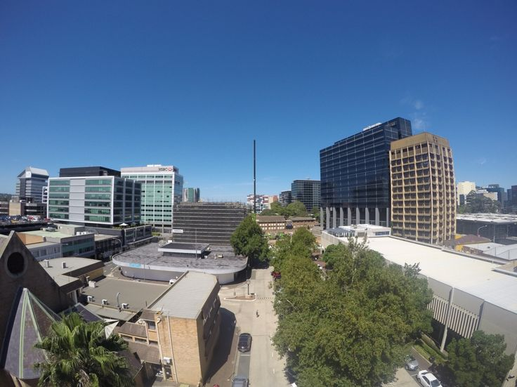 Civic Place - Parramatta Square 13 February 2015. Parramatta City Council, Research and Collection Services