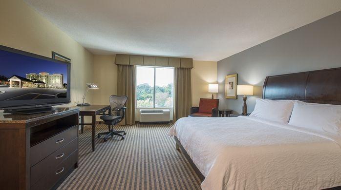 Hilton Garden Inn Atlanta Airport North Hotel, GA -  King Bedroom
