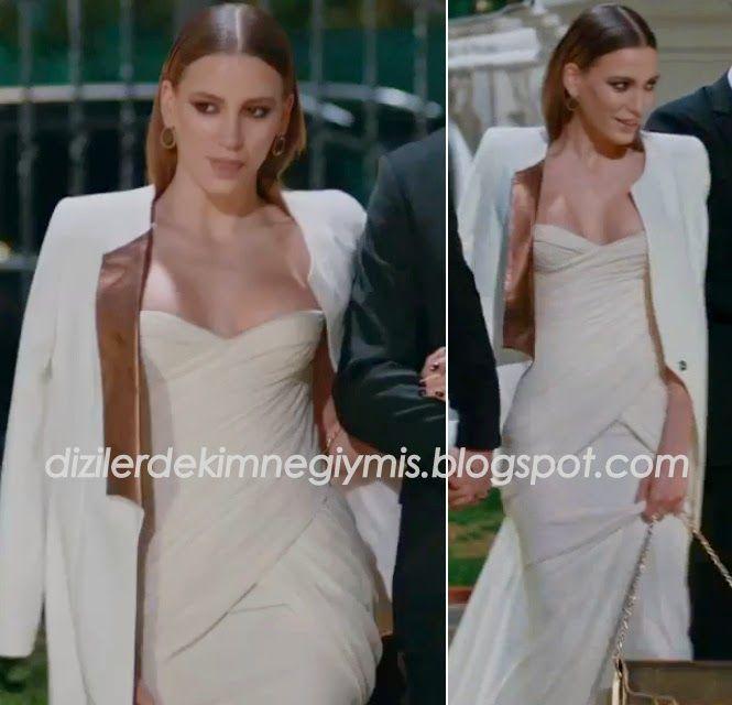 Medcezir - Mira (Serenay Sarıkaya), White Jacket