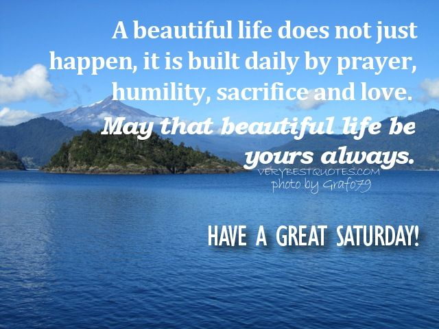 Best 25+ Saturday morning quotes ideas on Pinterest ...