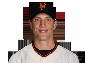 And of course, Hunter Pence...you have to love this giant !!!