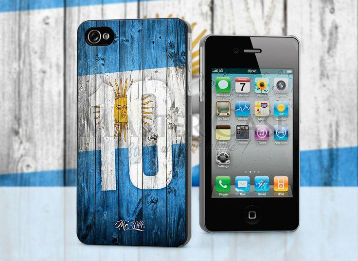 Argentine dévoile sa coque iphone !