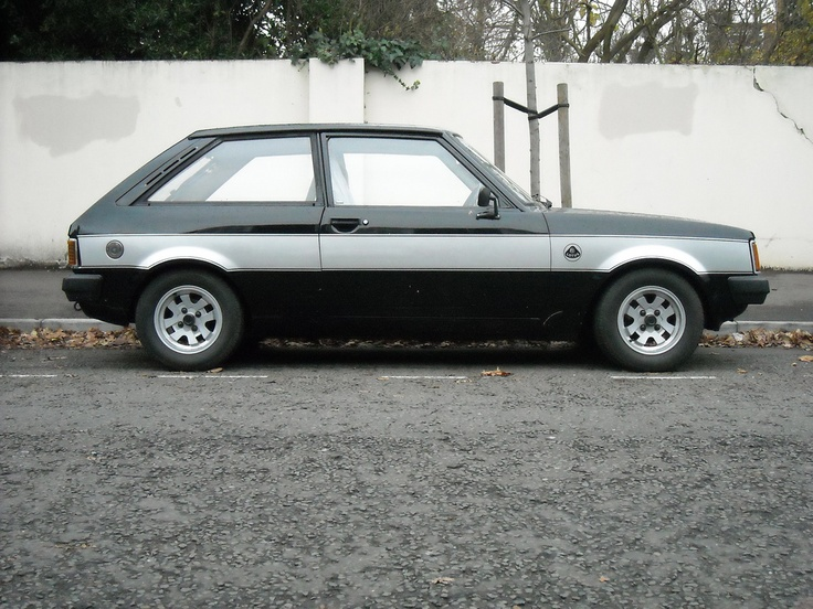 Talbot Lotus Sunbeam S1 3rd car. Looking back at all my pins i realize the Sunbeam got me in to striped cars ;)
