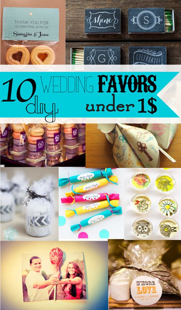 Looking for affordable wedding favors? Want to add a personal touch and save money at the same time? Check out these DIY Easy Wedding Favors under 1$. Brides on a budget are always looking for inexpensive ideas for personalized wedding favors. With a little imagination, a couple of low-cost supplies and a few hours, you …