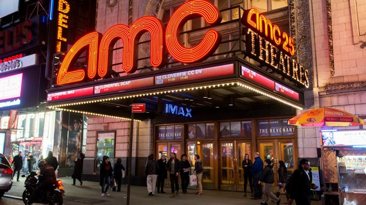 Movie Theater Chain Stocks Collapse During Dismal Summer