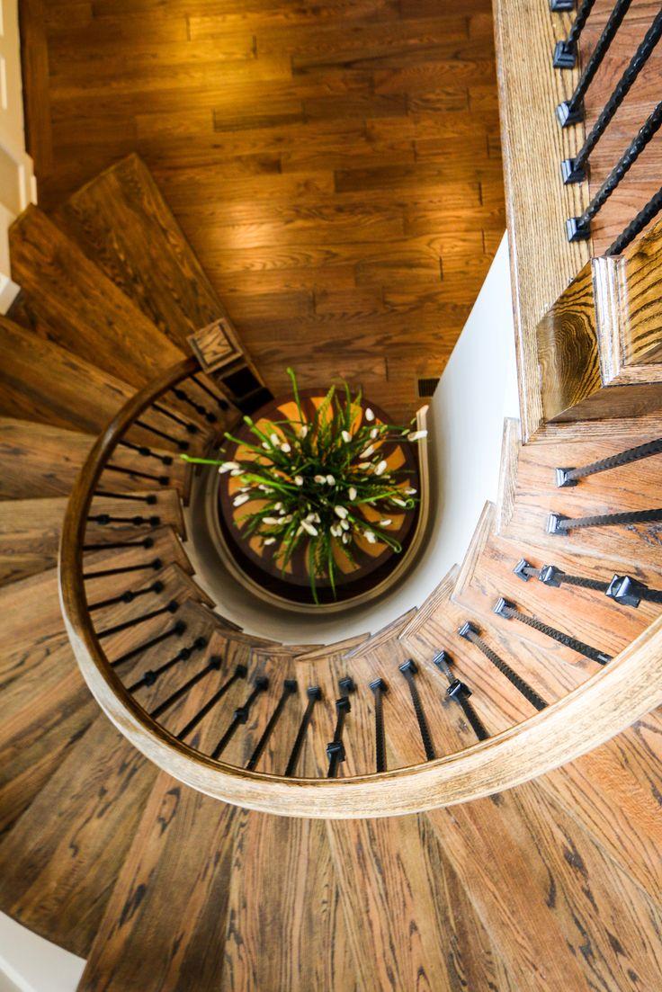 dark brown hardwood floors