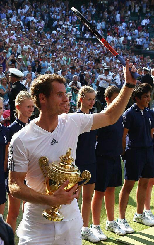 Andy Murray, Wimbledon