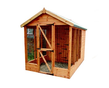 Deluxe Apex Kennel