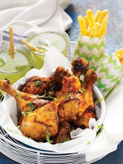 Fırında tatlı ve ekşi soslu tavuk baget Tarifi - Türk Mutfağı Yemekleri - Yemek Tarifleri