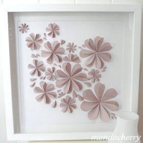 A small bite of mondocherry: new blossom colours...