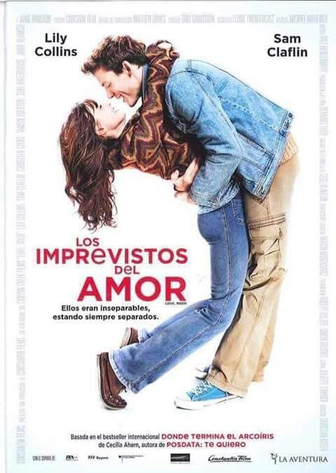 Películas románticas. Los imprevistos del amor