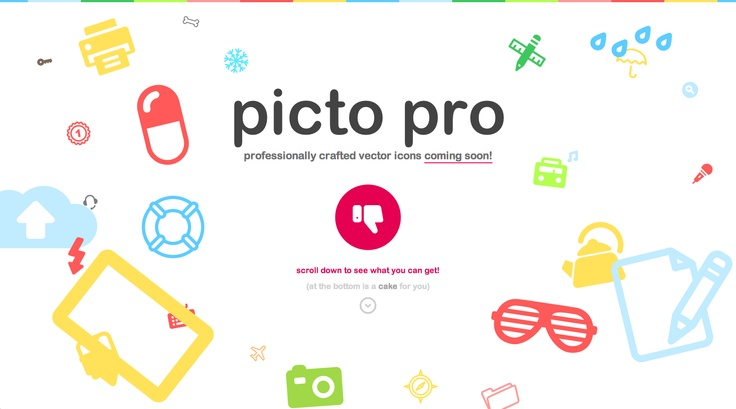 http://pictopro.com/  #website #icons . nice navigation!