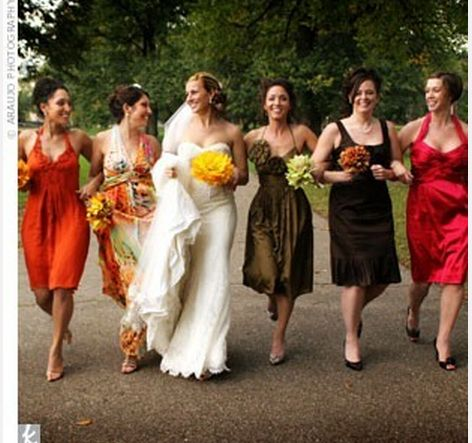 46 Best Tan And Brown Bridesmaids Images On Pinterest