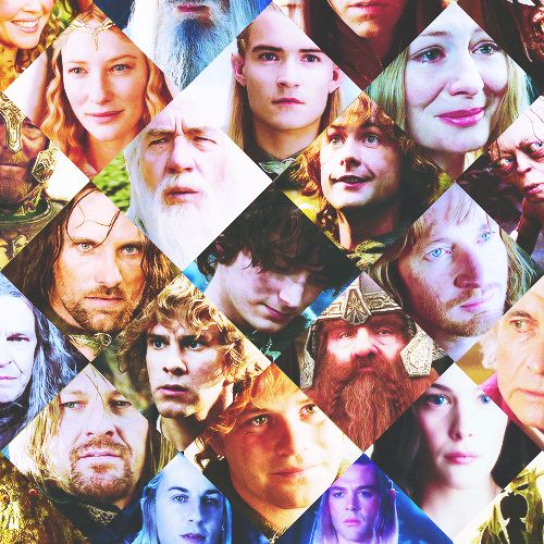 Characters of Lotr