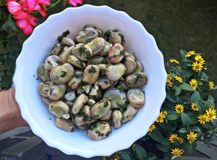 Bób z czosnkiem i oliwą truflową to propozycja dla tych, którzy nie są przekonani do smaku tego warzywa. Bób jestszczególnie bogaty w białko. Zawiera także sporo …