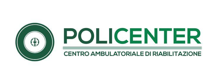 PoliCenter - Logo Design