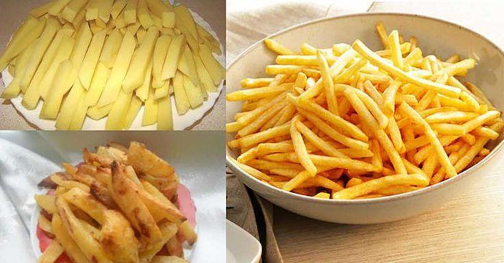 Már tudom, hogyan kell finom sült burgonyát készíteni olaj nélkül! - MindenegybenBlog