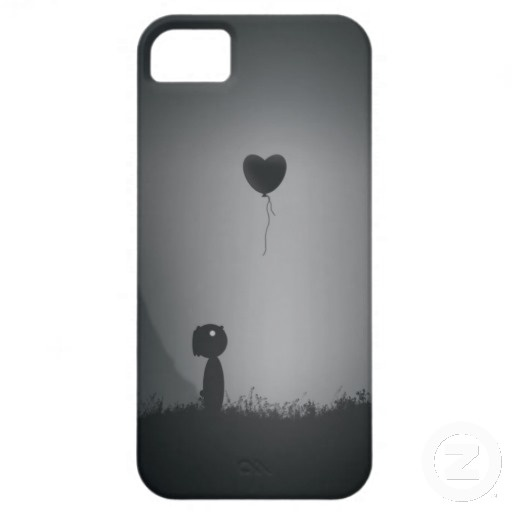 Lost Heart in Limbo iPhone 5 Cases