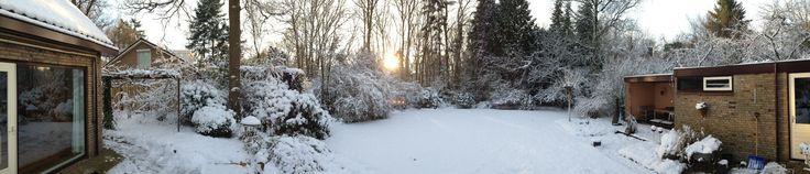 iPhone 4S sneeuw snow