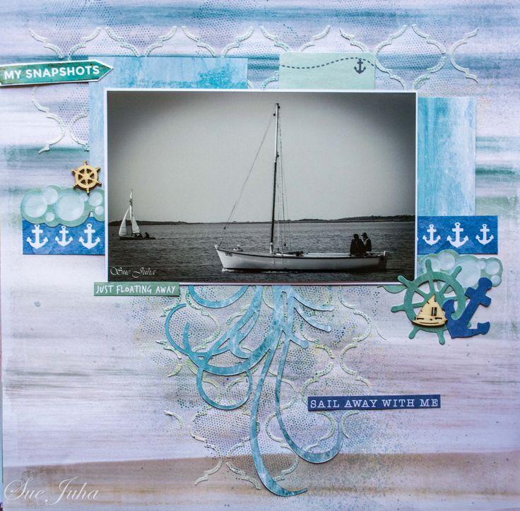 "Kaisercraft ""Coastal Escape"""