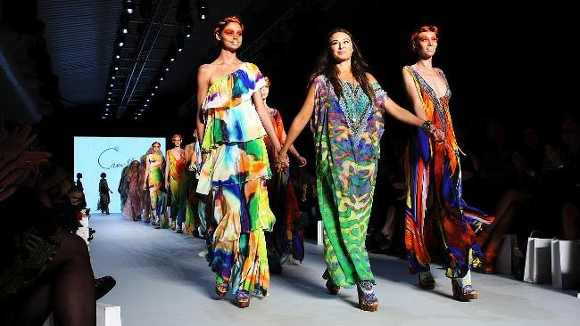 Camilla Frank - beautifully crafted fabrics...