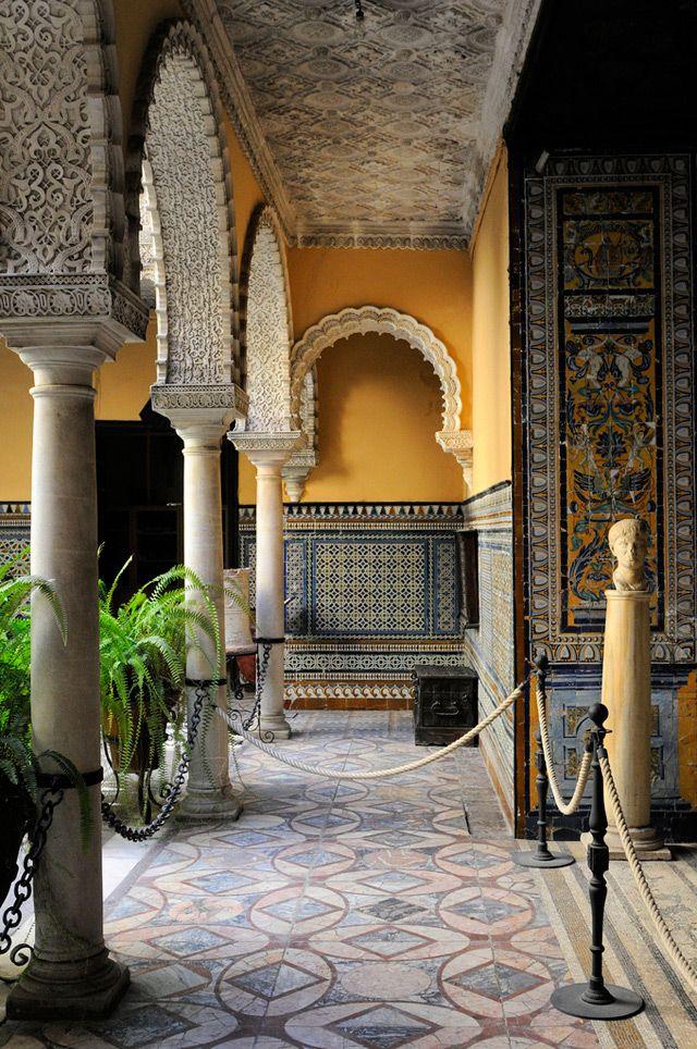 Palácio de Lebrija / Lebrija Palace - Seville - Spain