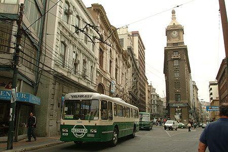 Reloj Turri, Valparaíso, Chile, 2012