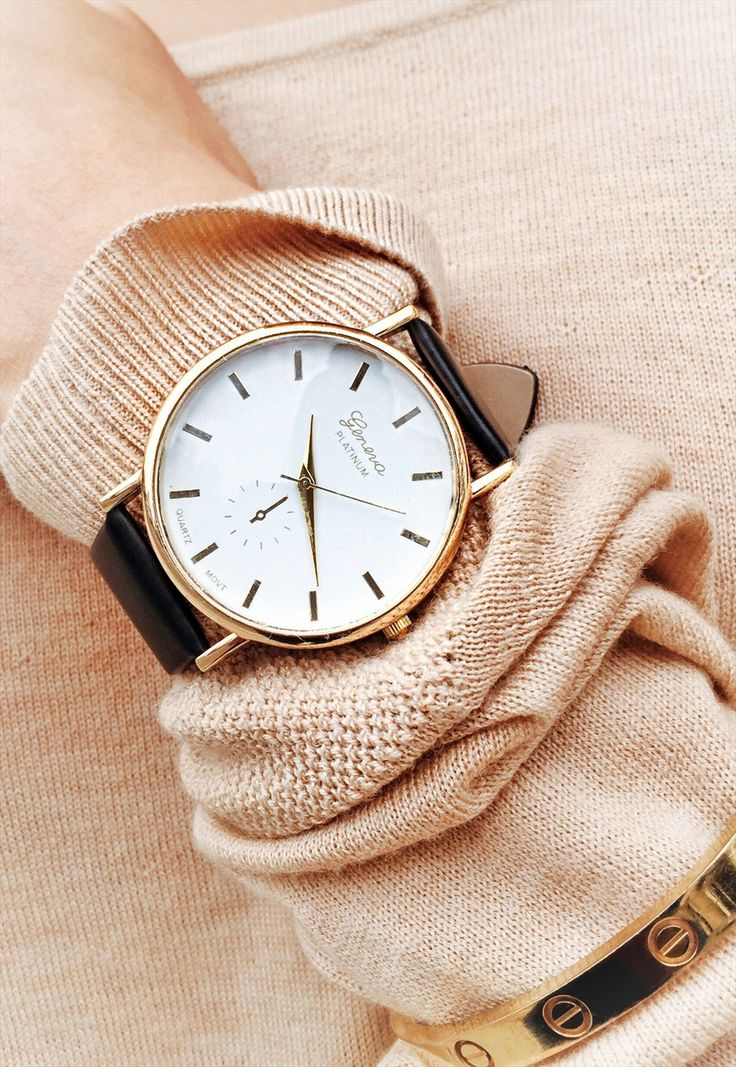 Classic Large Face Watch | The Kit                                                                                                                                                                                 More