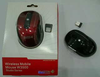 mouse wireless eyota w3500 - Oiffel