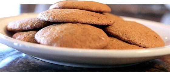 Bodybuilding.com - Jamie Eason's Simple Sweet Potato Protein Cookies 1f / 6c / 3p per cookie - makes approx 38
