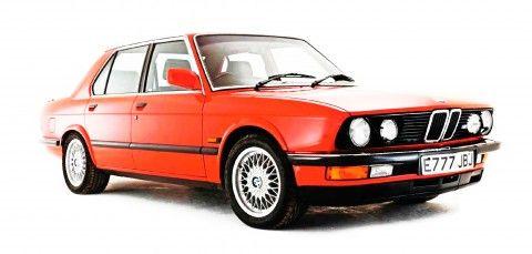 BMW 5-Series E28 UK price analysis