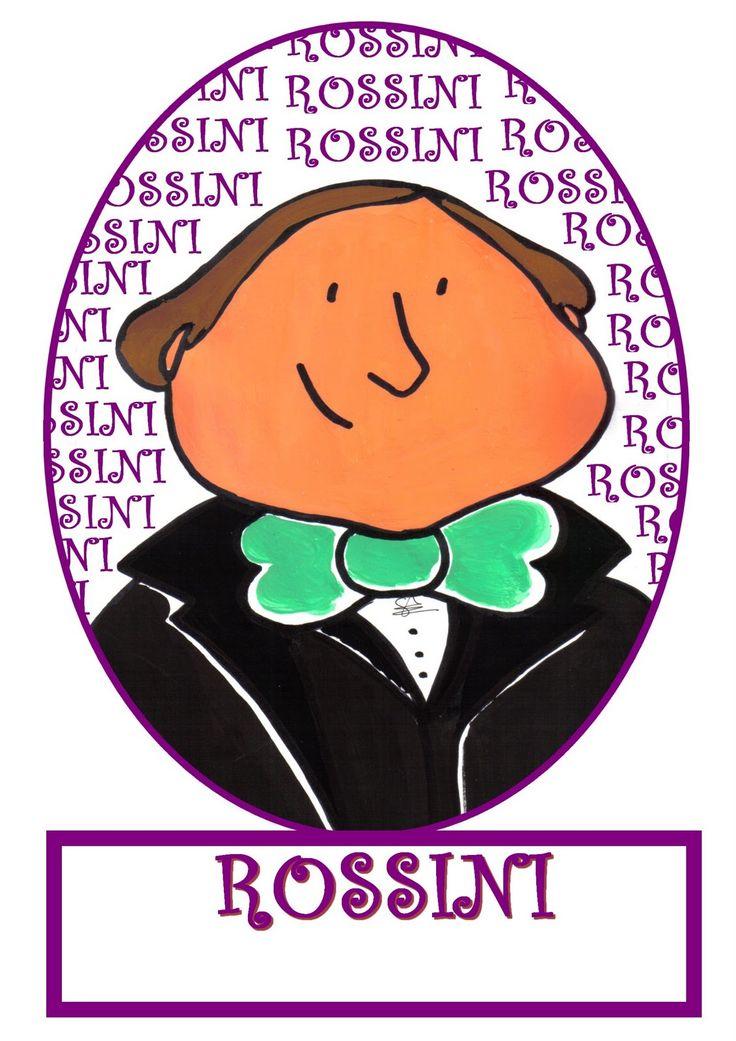 Como 2012 es un año bisiesto , tiene un día más en Febrero. Y este 29 de Febrero celebramos el 220 aniversario del nacimiento de ROSSIN...