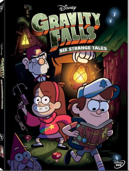 You will fall for the new 'Gravity Falls: Six Strange Tales' DVD this Halloween