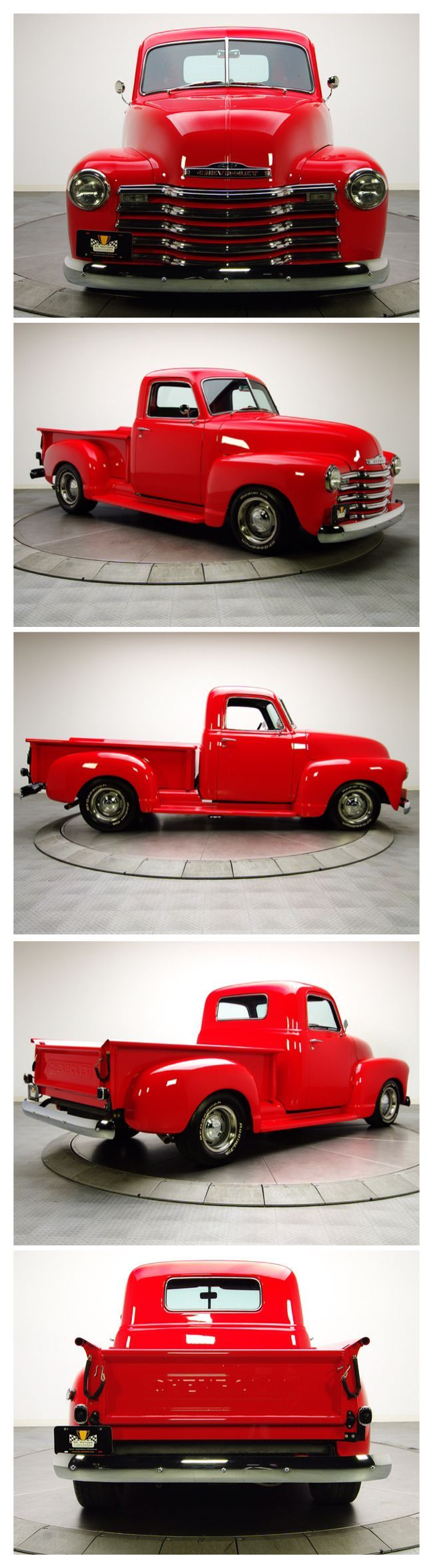 1948. Chevrolet. 3100 Pickup Truck.