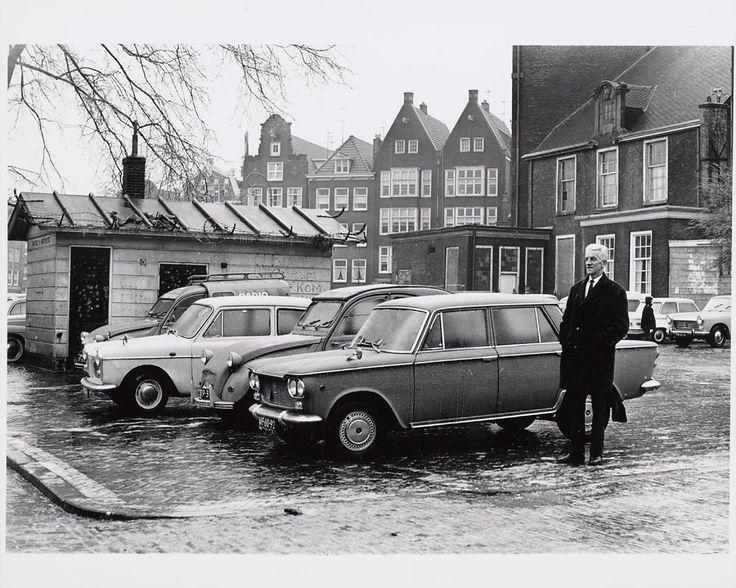 Bij de Noorderkerk. 1966