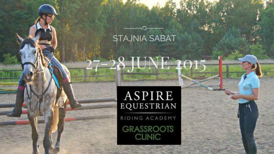 Photo report from June 2015 clinic at Stamina Sabat, Poland