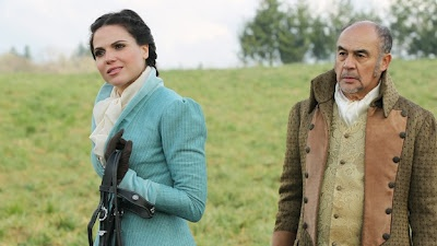 "Best Episode Yet! I <3 Lana Parrilla!    Lana Parrilla as Regina in Once Upon a Time 1.18: ""The Stable Boy"""