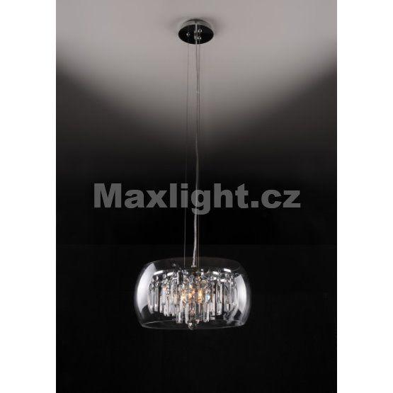 Závěsné svítidlo Maxlight - PALERMO 67252   Moderní svítidla značek MAXlight, Mantra, Aquaform