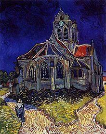Auvers Sur-oise Eglise