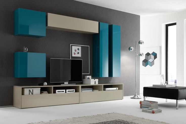 vente mobilier d italie contemporain 20769 salon compositions murales composition murale. Black Bedroom Furniture Sets. Home Design Ideas