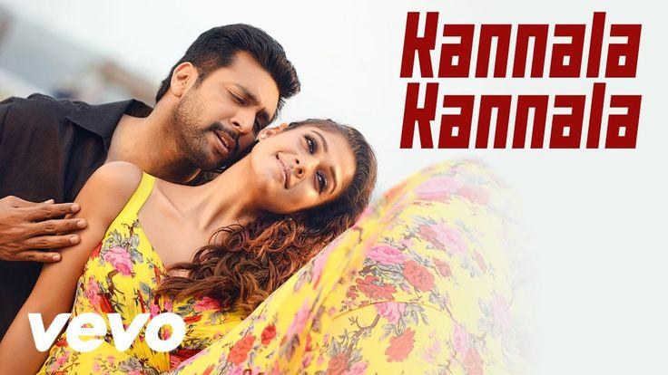 Thani Oruvan - Kannala Kannala Video | Jayam Ravi, Nayanthara | Hiphop T...