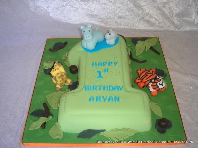 Birthday Decoration For Baby Girl Birthday Cake and Birthday