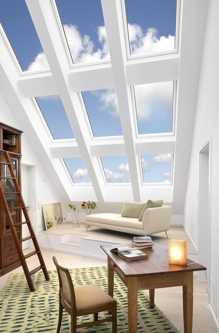 60 best Dachfenster images on Pinterest