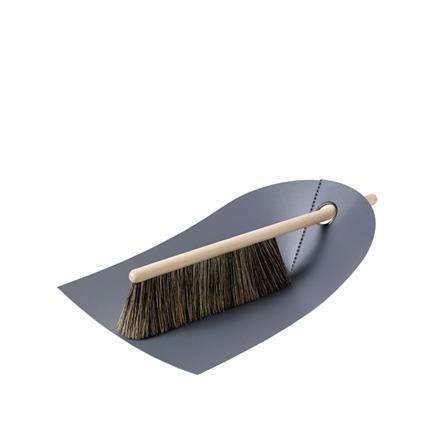 Dustpan and Broom, grey, Ole Jensen, Normann Copenhagen